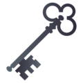Old Key on EmojiOne 4.0