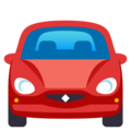 Oncoming Automobile on EmojiOne 4.0