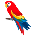 Parrot on EmojiOne 4.0