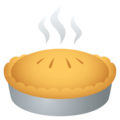 Pie on EmojiOne 4.0