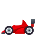 Racing Car on EmojiOne 4.0