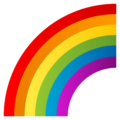 Rainbow on EmojiOne 4.0