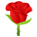 Rose on EmojiOne 4.0