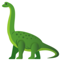 Sauropod on EmojiOne 4.0