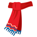 Scarf on EmojiOne 4.0