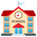 School on EmojiOne 4.0