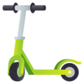 Kick Scooter on EmojiOne 4.0