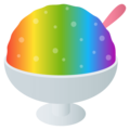 Shaved Ice on EmojiOne 4.0