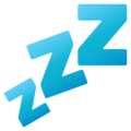 Zzz on EmojiOne 4.0