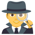 Detective on EmojiOne 4.0
