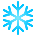 Snowflake on EmojiOne 4.0