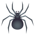 Spider on EmojiOne 4.0