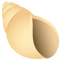 Spiral Shell on EmojiOne 4.0