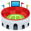 Stadium on EmojiOne 4.0