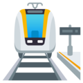 Station on EmojiOne 4.0
