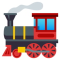 Locomotive on EmojiOne 4.0