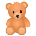 Teddy Bear on EmojiOne 4.0
