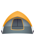 Tent on EmojiOne 4.0