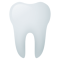 Tooth on EmojiOne 4.0