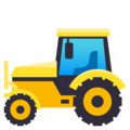 Tractor on EmojiOne 4.0