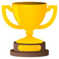 Trophy on EmojiOne 4.0