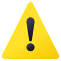 Warning on EmojiOne 4.0