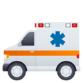Ambulance on EmojiOne 4.5