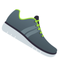 Running Shoe on EmojiOne 4.5