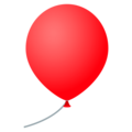 Balloon on JoyPixels 4.5