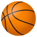 Basketball on JoyPixels 4.5