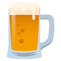 Beer Mug on JoyPixels 4.5