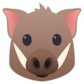 Boar on EmojiOne 4.5
