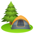 Camping on EmojiOne 4.5