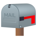 Closed Mailbox With Lowered Flag on EmojiOne 4.5