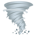 Tornado on EmojiOne 4.5