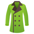 Coat on EmojiOne 4.5