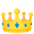 Crown on EmojiOne 4.5