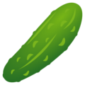 Cucumber on EmojiOne 4.5