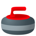 Curling Stone on EmojiOne 4.5