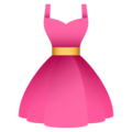 Dress on EmojiOne 4.5