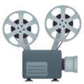 Film Projector on EmojiOne 4.5