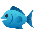 Fish on JoyPixels 4.5