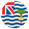 Flag: British Indian Ocean Territory on EmojiOne 4.5