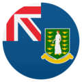 Flag: British Virgin Islands on EmojiOne 4.5