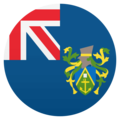 Flag: Pitcairn Islands on EmojiOne 4.5