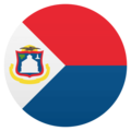 Flag: Sint Maarten on EmojiOne 4.5