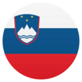 Flag: Slovenia on EmojiOne 4.5