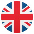 Flag: United Kingdom on JoyPixels 4.5