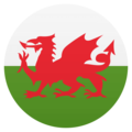 Flag: Wales on JoyPixels 4.5