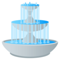 Fountain on JoyPixels 4.5